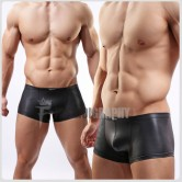 Leather Trunk Men's Underwear