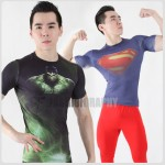 Super Hero Compression T-shirt