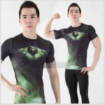 Incredible Hulk Compression T-shirt