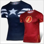 Super Hero Compression T-shirt II
