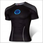 Iron Man Compression T-shirt II