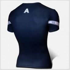 Captain America Compression T-shirt II
