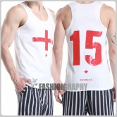 British Singlet for men