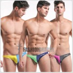 Extra Low Waist Duo Color Bikini Swimwear for Men