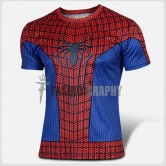 Spiderman Compression T-shirt III - Men's Sportswear