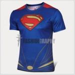 Superman Compression T-shirt III - Men's Sportswear