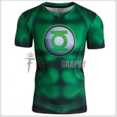 Green Lantern Compression T-shirt III - Men's Sportswear
