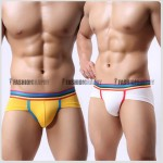 Rainbow Belt Brief Men's Underwear