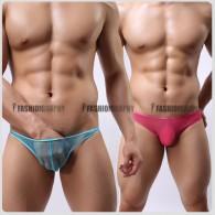 Tiny Transparency Bikini Men's Underwear