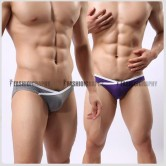 Super Low Waist Uncover Men's Underwear Bikini