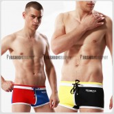 Duo Colour Sporty Swimwear Trunk for Men