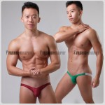 Extra Low Waist Back V Jockstrap Men's Underwear