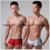 Extra Low Waist Sporty Trunk Men's Underwear