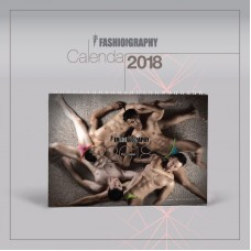 Fashiongraphy 2018 Calendar
