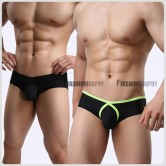 3D Bulgy Square Bikini Men's Underwear