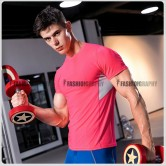 Lifting Body Fitted Men's Gymwear