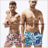 Boxy Beach Short Pant