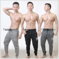 Active Sporty Long Pants for Men