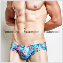 Floral Bikini Swimwear for Men