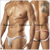 Extra Low Waist Netting Jockstrap - Men's Underwear