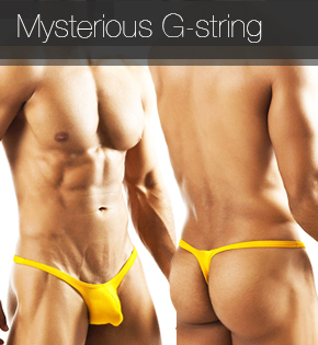 Men's Gay Underwear - Gay Mysterious G-string