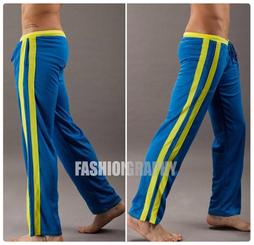 Blue Gym Long Pant